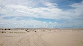 Desert @ Anna Bay. Desert view at Anna Bay Australia Royalty Free Stock Photos