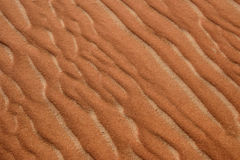 Desert Art. This image was taken in Liwa Desert, Abu Dhabi Stock Photo