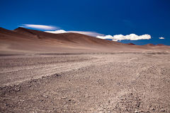 Desert Atacama, Chile Stock Images