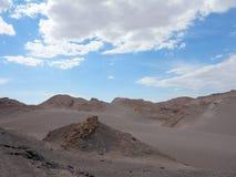 Desert of atacama Stock Photography