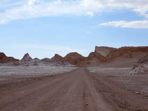 Desert of atacama Stock Images