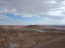Desert of atacama Stock Image