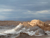 Desert of atacama Stock Images