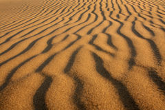 Desert background. Dunes of desert, as a conceptual background royalty free stock photo