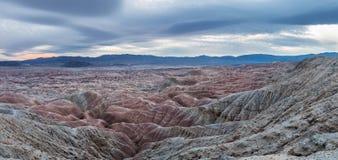 Desert Badlands Royalty Free Stock Image