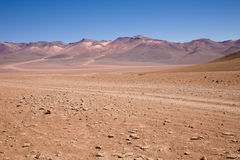 Desert, Bolivia Stock Photography