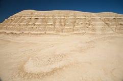 Desert brown mountain Royalty Free Stock Photography