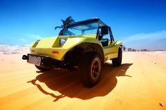 Desert buggy Stock Photography