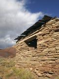 Desert Cabin Stock Image