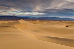 Desert in California. Stock Photos