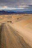 Desert in California. Royalty Free Stock Photo