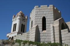 Desert castle Royalty Free Stock Photo
