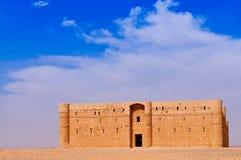 Desert Castle/Qasr Al Harraneh Royalty Free Stock Photos
