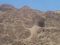 Desert Cave Royalty Free Stock Images