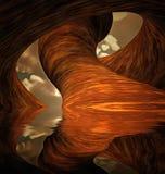 Desert Cavern Stock Image