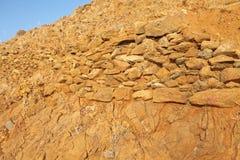 Desert at Crete Royalty Free Stock Photography