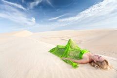 Desert dreams Stock Photo