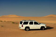 Desert Driving Stock Photos