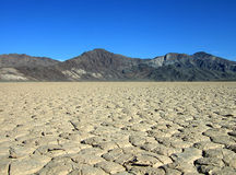Desert Dry Lake Royalty Free Stock Photography