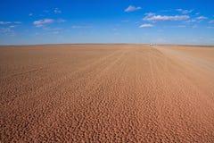 Desert dry pan