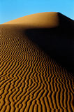 Desert dune Royalty Free Stock Images