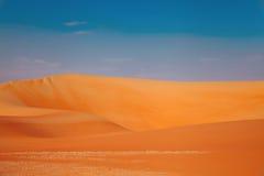 Desert Dune Royalty Free Stock Photos