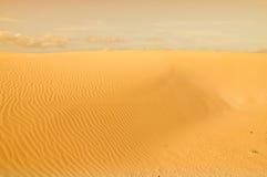Hot desert Royalty Free Stock Photos