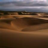Desert. Dune sand africa namibia empty hot wave sunrise stone Royalty Free Stock Photos