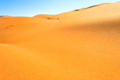 Desert Dunes Royalty Free Stock Images