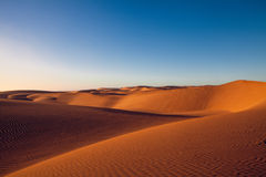 Desert and dunes Stock Photos