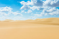 Desert of Egypt Royalty Free Stock Images