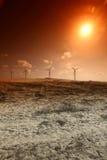 Desert energy Royalty Free Stock Photos