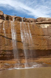Desert Falls Royalty Free Stock Images
