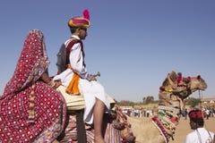 Desert Festival Stock Images
