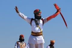 Desert Festival in Rajastan Royalty Free Stock Photo
