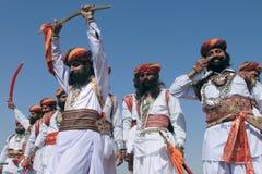 Desert Festival in Rajastan Stock Photo