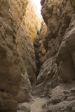 Desert Formations at Anza Borrego Stock Image