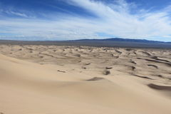 The Desert Gobi Stock Photography