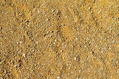 Desert gravel Stock Photography