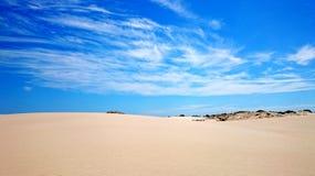 Desert @ Hawks Nest Stock Photo