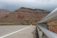 Desert Highway Stock Photos