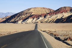 Desert Highway 2 Royalty Free Stock Photography