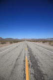 Desert Highway Royalty Free Stock Image