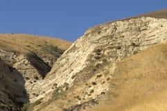 Desert hill. Dry desert hill near Simi Valley, california royalty free stock image
