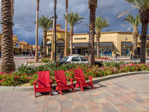 Desert Hills Premium Outlet Mall Royalty Free Stock Images