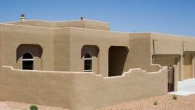 Desert home Royalty Free Stock Image