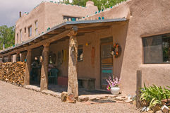 Desert home Royalty Free Stock Photography