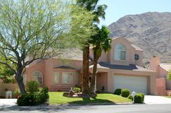 Desert Home Nine Stock Images