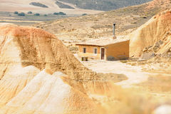 Desert house no.1 Royalty Free Stock Image
