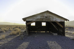 Desert Hut Stock Photography